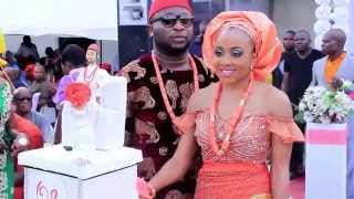 Flavor and Genevieve Performs at The Best Nigerian