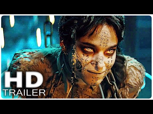 THE MUMMY Final Trailer (Extended) 2017