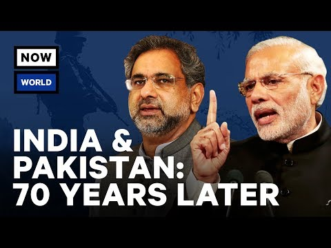 Xxx Mp4 India And Pakistan S Partition 70 Years Later NowThis World 3gp Sex