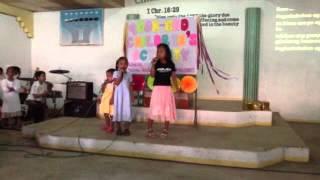 Gi Pangga Mu Ako - San Carlos Children's Ministry
