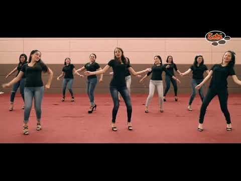 Lagi Syantik Dance by Finalist CATS Kumang Gawai 2018