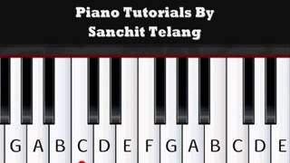 Jo Bheji Thi Dua Shanghai Piano  mohit sojitra