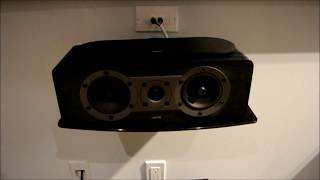 Jamo S426 HSC 3 Speaker Review