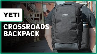 YETI Crossroads Backpack 23 Quick Look Review