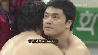 울산단오장사 씨름대회 한라장사 2011 - Ssireum, Korean wrestling