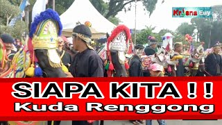 SIAPA KITA!! KUDA RENGGONG SUMEDANG INDONESIA