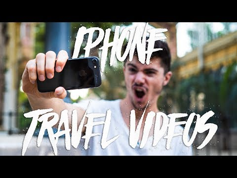 How To Make iPhone Travel Videos Cinematic Tips Tools