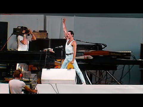 Queen Full Concert Live Aid 1985 FullHD 60p