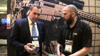 SHOT Show 2015 - Accuracy International, Left Handed AT, .223 Magazine