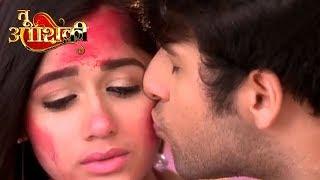Tu Aashiqui - AHAAN और PANKTI के Kissing Scene पर माँ ने मचाया बवाल