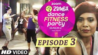 Zoom Zumba Dance Fitness Party Season 2 -Ep 03| Pallavi Sharda, Kainaat Arora, Sucheta Pal |T-Series