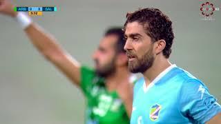 مباراة العربي والسالمية بدوري فيفا ٢٠١٧