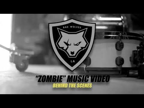 Download Bad Wolves - Behind The Scenes of filming 'Zombie'