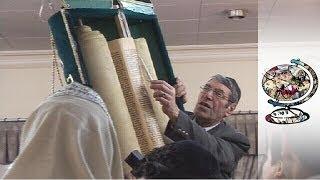 Overall, Iran Treats Its Jewish Population Pretty Well