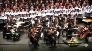 1492 La Conquista de Paraiso. Orquesta Metropolitana de Madrid y Coro Talía