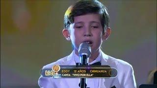 | Eddy Valenzuela | - VIVO POR ELLA - Andrea Bocelli - Academia Kids