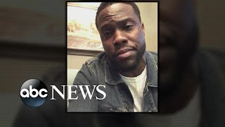 Kevin Hart posts public apology amid alleged extortion plot