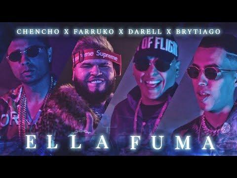 Xxx Mp4 Chencho ➕ Farruko ➕ Darell ➕ Brytiago Ella Fuma Official Video 3gp Sex