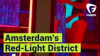 Inside Amsterdam's Red-Light District