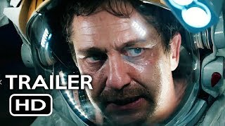 Geostorm Official Trailer #2 (2017) Gerard Butler Action Movie HD