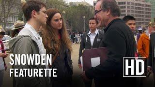 Snowden - Featurette HD