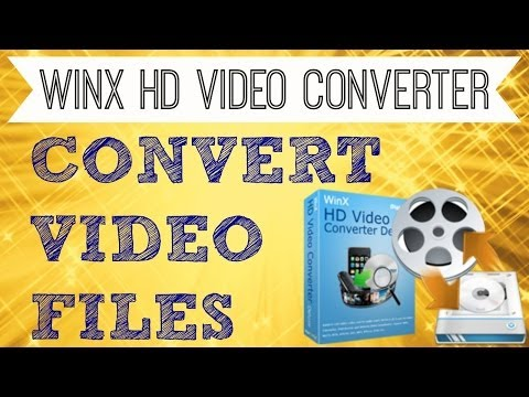 Xxx Mp4 How To Convert MP4 To MP3 AVI FLV MOV WMV WinX HD Video Converter 3gp Sex