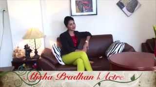 sexy ALISHA PRADHAN Interview @Her Lavish Office UNCUT | Antaranga movie