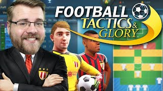 Anpfiff 🎮 Football Tactics & Glory #1
