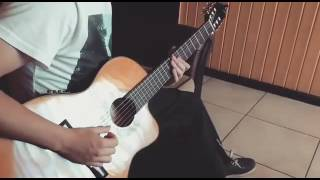 Hisoka Theme 2011 Guitar cover