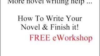 How To Write A Novel And Finish It   Mind Mapping