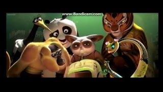 Kung Fu Panda 3 - Story of Kai and Oogway (with English subtitles)
