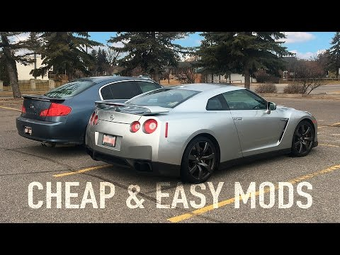 Make ANY Car Look Better - Cheap and Easy Car Mods
