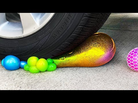 Xxx Mp4 Crushing Crunchy Soft Things By Car Compilation Floral Foam Squishy Tide Pods And More 3gp Sex