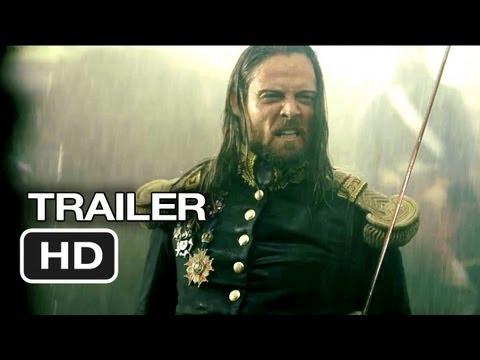 Cinco De Mayo La Batalla Official Trailer 1 2013 Angélica Aragón War Movie HD