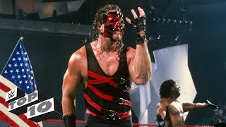 Kane's funniest moments: WWE Top 10