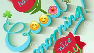 🙏 New Good Morning WhatsApp Status 🙏 Good Morning Whises Images Video