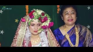 Nepali Muslim Wedding Highlights | Yusuf Shah & Ruby Siddique | The Montage