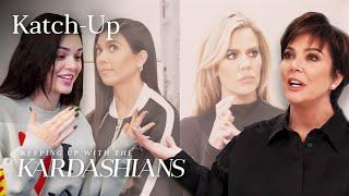 "Kardashians Don't Trust Kris Jenner's Boyfriend & Kourtney Moves Out: ""KUWTK"" Katch-Up (S16, Ep7)"