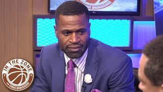 In the Zone' with Chris Broussard Podcast: Stephen Jackson - Episode 55 | FS1
