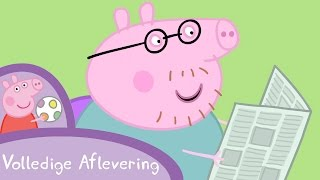 Peppa Pig Nederlands | Papa is zijn bril kwijt (Volledige Aflevering)