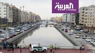 نشرة الرابعة ..  ترقب للإطاحة بالفاسدين في كارثة سيول جدة