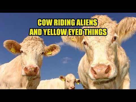 Xxx Mp4 Cow Riding Aliens And Yellow Eyed Things 3gp Sex