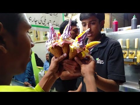 Xxx Mp4 DRY FRUITS ICE CREAM Al Makkah Ice Cream Palour Hussainabad Street Food Of Karachi Pakistan 3gp Sex