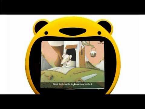 新一代Telly Bear兒童平版閱讀器-線上試閱