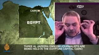 Inside Story - Egypt: An assault on free press?