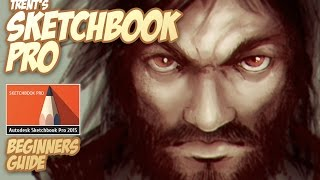 Sketchbook Pro for Beginners 2016 With Trent