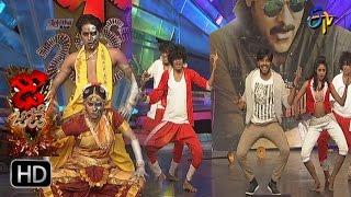 Dhee Jodi | 11th January 2017| Full Episode | ETV Telugu