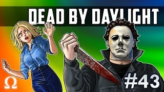 KILLERS NEED HUGS TOO, SAVE GRANNY! | Dead by Daylight #43 Ft. Delirious, Cartoonz, Bryce