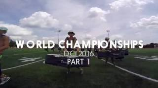 Remo + World Championships: DCI 2016   Part 1