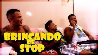 BRINCANDO DE STOP (cadê a TV GLOBINHO)